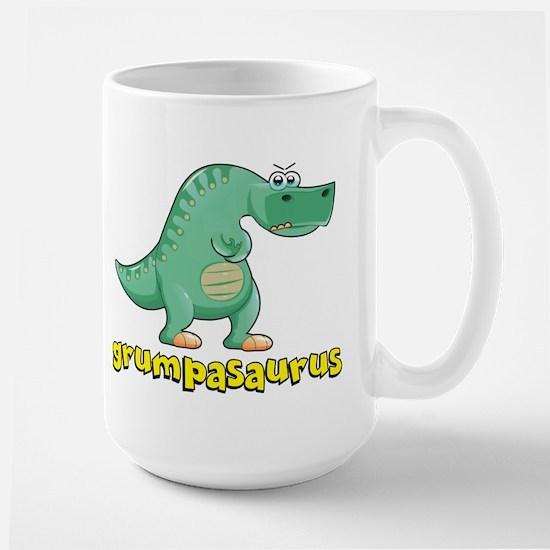 Grumpasaurus Large Mug