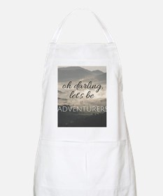 Let's Be Adventurers Apron