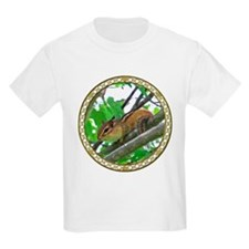 Chipmunk In A Tree T-Shirt