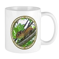 Chipmunk In A Tree Mug