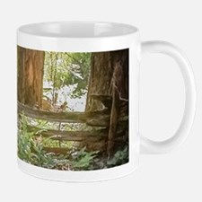 Light Through the Forest Mug