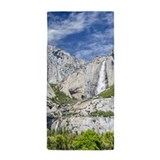 Yosemite park Beach Towels