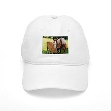 Sweet Horse Pair Baseball Cap