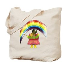 Fairy Moose Mother Tote Bag