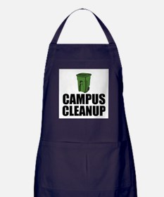 Campus Cleanup Apron (dark)