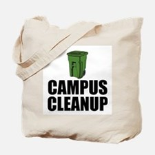 Campus Cleanup Tote Bag