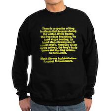 Species of frog Sweatshirt