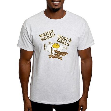Wakie Wakie Eggs & Bakie Light T-Shirt