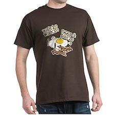 Wakie Wakie Eggs & Bakie T-Shirt