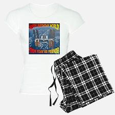 Happy Birthday World! Pajamas