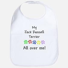 Jack Russell Walks Bib