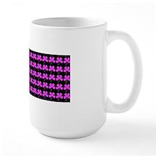 Pink St. Patricks Day Shamrocks for Penelope Mugs