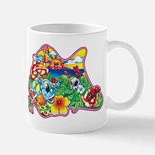 Krazy Kritters Paradise Mug