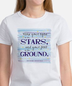 Keep Your Eyes On the Stars Tee