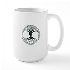 Simple Blood Moon Logo Mug