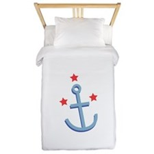 Anchor Twin Duvet