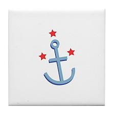Anchor Tile Coaster