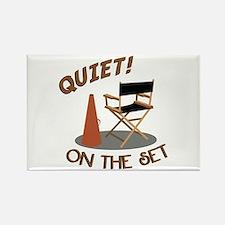 Quiet On Set Magnets