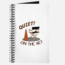 Quiet On Set Journal