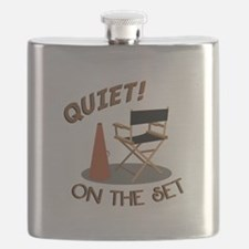 Quiet On Set Flask
