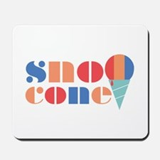 Sno Cone Mousepad