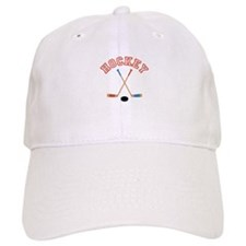 Hockey Baseball Baseball Cap