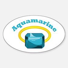 Aquamarine Decal