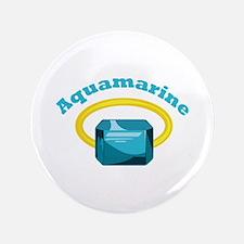 Aquamarine Button