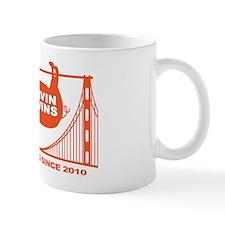 Starvin Marvins Bay Area BBQ Mug