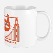 Starvin Marvins Bay Area BBQ Mug