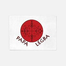 Papa Legba 5'x7'Area Rug
