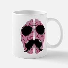 Stache Brain Mug