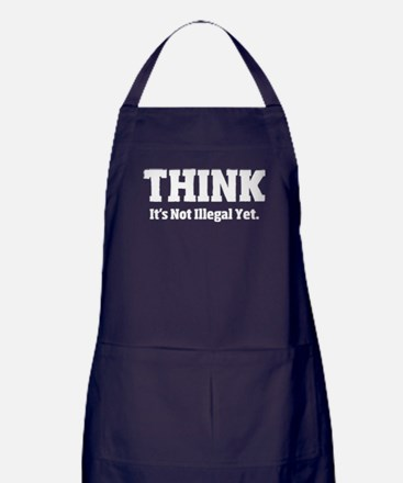 Think Apron (dark)