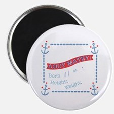 Anchor Announcement Magnets