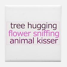Animal lover Tile Coaster