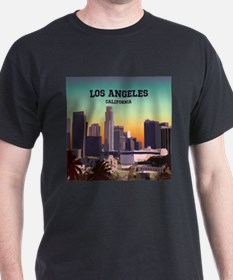 Downtown Los Angeles, CA T-Shirt