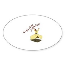 Whirling Dervish Decal