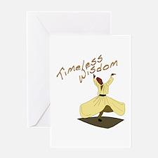 Timeless Wisdom Greeting Cards