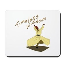 Timeless Wisdom Mousepad