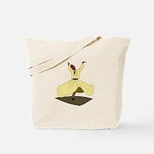 Whirling Dervish Tote Bag