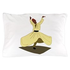 Whirling Dervish Pillow Case