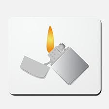 Zippo Lighter Mousepad