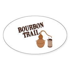 Bourbon Trail Decal