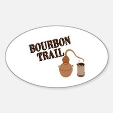 Bourbon Trail Decal
