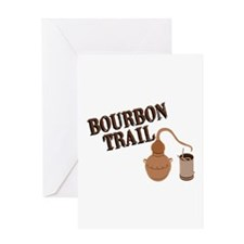 Bourbon Trail Greeting Cards