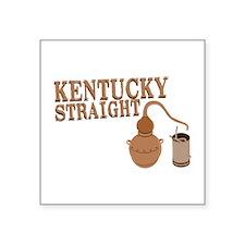 Kentucky Straight Sticker