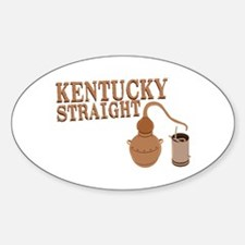Kentucky Straight Decal