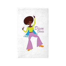 Disco Diva Area Rug