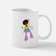 Disco Diva Mugs