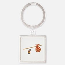 Bindle & Beans Keychains